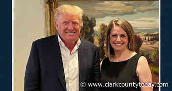 Clark County congressional candidate meets with former President Donald Trump - clarkcountytoday.com