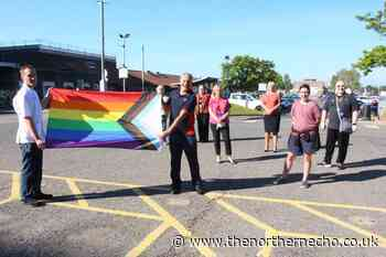Ingleby Barwick Town Council agrees not to fly Pride flag - The Northern Echo