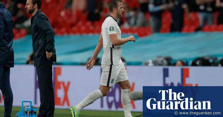 Harry Kane substituted to give England more energy says Gareth Southgate