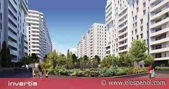 Un nuevo barrio con metro al centro de Valencia: AQ Acentor entregará en marzo 280 de sus 1.200 viviendas en la ciudad - El Español