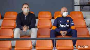 El Valencia renovará a Marco Otero, Director de la Academia - AS