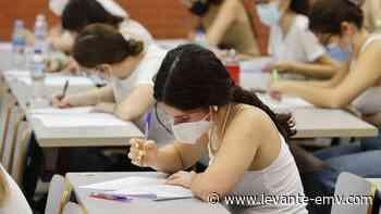 Consulta las notas de la Selectividad (EBAU) en Valencia, Alicante y Castelló - Levante-EMV