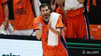 La salida de Vives da inicio a una revolución en el Valencia Basket - AS