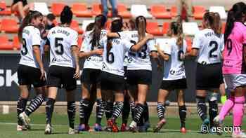 El Valencia prescinde de más de 50 jugadoras de su cantera - AS