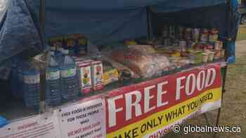 Behind the free food tables project across southern Ontario
