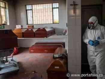 Covid: 28.790 contagios más y 590 muertes nuevas en Colombia - Portafolio.co