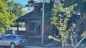 Father and son dead after morning fire in west end of Gatineau - CBC.ca