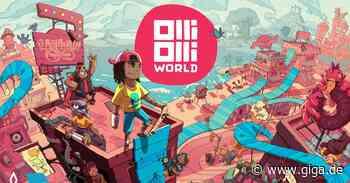OlliOlli World: 4 Gründe, warum wir uns auf das Skateboard-Abenteuer freuen - Giga