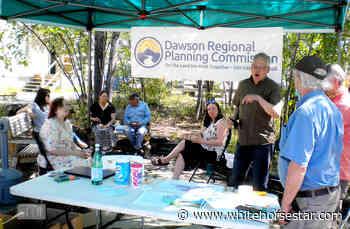 Draft Dawson land use plan released - Whitehorse Star