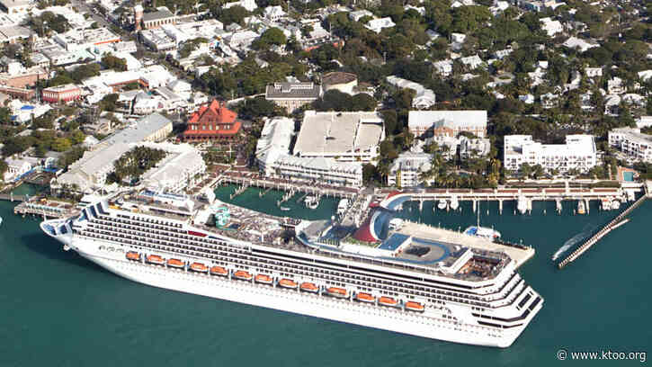 Judge rules in Florida's favor in CDC lawsuit, but Alaska's cruise season is still 'good to go'