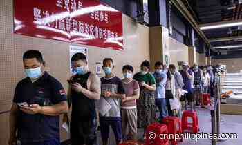 China's about to administer its billionth coronavirus shot. Yes, you read that right - CNN Philippines
