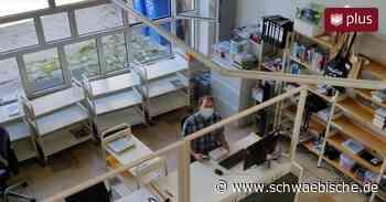 Ellwanger Bibliothek stellt sich digital gut auf - Schwäbische