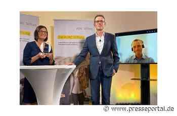 UFO Nachwuchspreis der ADAC Stiftung geht an Dipl.-Ing. Pascal Breitlauch vom Fraunhofer Institut für... - Presseportal.de