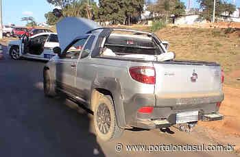 ALFENAS | Guarda Municipal recupera veículo clonado - Portal Onda Sul