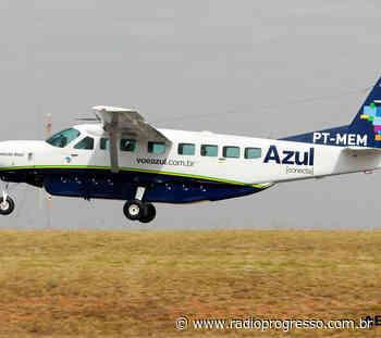 Azul iniciará operação nos aeroportos de Santa Rosa e São Borja - Rádio Progresso de Ijuí
