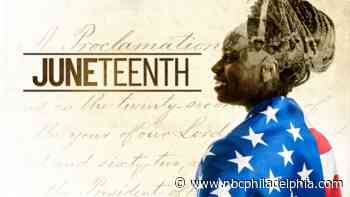 Juneteenth Kicks Off Wawa Welcome America With Learning – and Celebration - NBC 10 Philadelphia