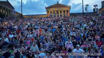 Catch These Free Movies Outside During Wawa Welcome America - NBC 10 Philadelphia