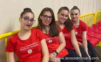 Twirling Oleggio, campionato nazionale: un oro con il Santa Cristina - La Voce Novara e Laghi - La Voce di Novara