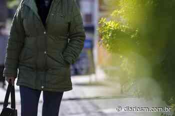 Santa Maria teve segundo amanhecer mais gelado do ano até agora - Diário de Santa Maria