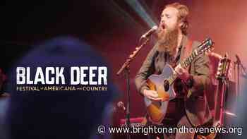 Brighton and Hove News » Black Deer Festival 2021 cancelled! - Brighton and Hove News