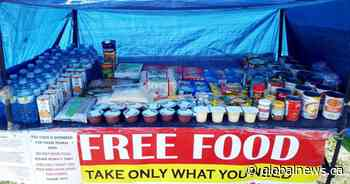 How roadside free food tables are helping to tackle hunger across the Greater Toronto Area