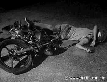 Motoboy é morto a tiros durante delivery, em Porto Calvo - BR 104