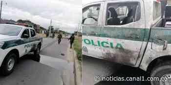 Tres policías resultaron heridos tras detonación de un artefacto explosivo en Arauquita - Canal 1