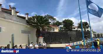 Bandeira Azul hasteada na Praia das Palmeiras em Santa Cruz - DNoticias