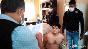 Lambayeque: capturan a persona buscada por delito de homicidio calificado - LaRepública.pe