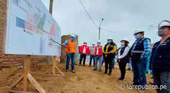 Lambayeque: 12 pueblos jóvenes de Chiclayo se beneficiarán con obra de saneamiento - LaRepública.pe
