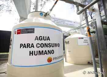 Lambayeque: planta piloto en Pacora logra remover y reducir el arsénico en el agua - Agencia Andina
