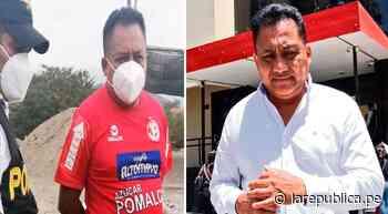 Lambayeque: capturan a exalcalde de Olmos prófugo y con orden de prisión preventiva - LaRepública.pe