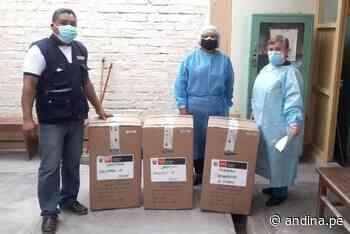 Entregan 212 concentradores de oxígeno a establecimientos de salud en Lambayeque - Agencia Andina