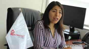 Moreno: Gobiernos locales de Lambayeque deben enfocar esfuerzos en obras de saneamiento - LaRepública.pe