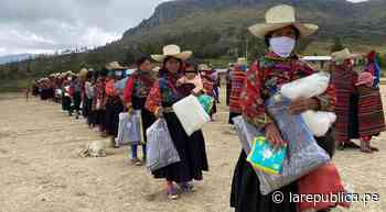 Lambayeque: vacunación en Incahuasi y Cañaris podrá realizarse con las dosis de Pfizer - LaRepública.pe