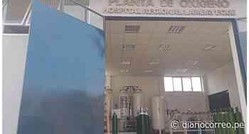 Detectan deficiencias en planta de oxígeno del Hospital Regional de Lambayeque - Diario Correo