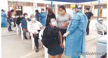 Exigen a autoridades acelerar la vacunación, en Lambayeque - Diario Correo