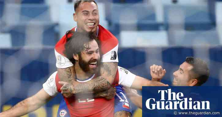 Copa América: Ben Brereton caps full Chile debut with winner against Bolivia