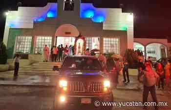 Festejo se inicia en honor de San Juan Bautista - El Diario de Yucatán