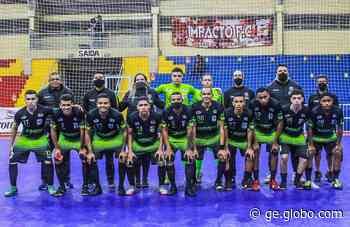 Pinda vence o Impacto Futsal na estreia do Campeonato Paulista Sub-20 - globoesporte.com
