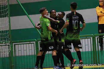 Pindamonhangaba empata com Magnus Futsal após retorno ao Campeonato Paulista - Vale News