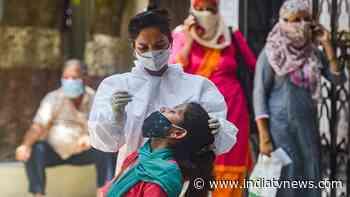 Maharashtra reports 9,798 new Covid cases, 198 deaths - India TV News