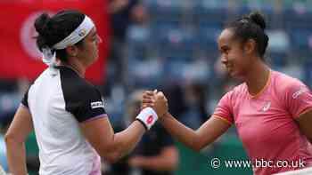Birmingham Classic 2021: Ons Jabeur joins Britain's Heather Watson in quarter-finals