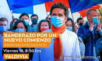 Este viernes se realizará banderazo por precandidato presidencial Ignacio Briones en Valdivia - Diario Futrono
