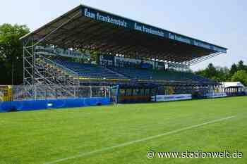 Neue Flutlichtanlage für Viktoria Aschaffenburg - Stadionwelt