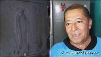 Aseguran que apareció la imagen de la Virgen de Guadalupe en un sartén - Univision