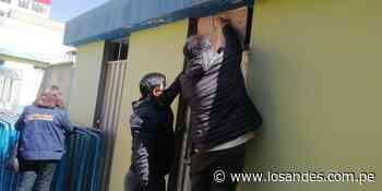Hacen aparecer bienes perdidos en la Municipalidad de San Román - Los Andes Perú