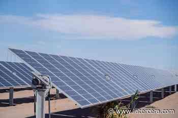 Sonnedix inicia construcción de planta solar en Los Andes - La Tercera