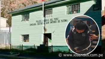 Capturan a presunto violador en San Antonio de Putina - Los Andes Perú