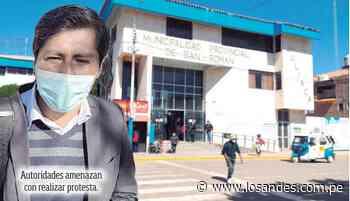 Centros poblados de San Román reciben maltrato - Los Andes Perú